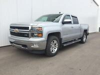 2014 Chevrolet Silverado LTZ ~ Sunroof~Heated Leather $246 B/W