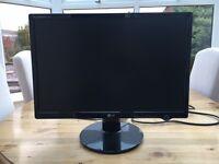 """LG 22"""" Computer Monitor"""
