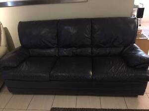 nick scali lounge suite leather furniture for sale Bass Hill Bankstown Area Preview