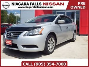 2013 Nissan Sentra S | BLUETOOTH | PWR GROUP