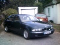 CLASSIC BMW 528 I SPECIAL EQUIPMENT ONLY 81,000 MILES FROM NEW, RETIRED DOCTOR OWNER