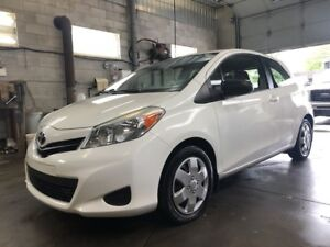 2012 Toyota Yaris base