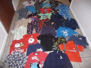 33 pieces of size 3 boys clothes Salisbury Heights Salisbury Area Preview