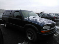 2001 CHEVROLET S10 - AMAZING PRICES ON PARTS!