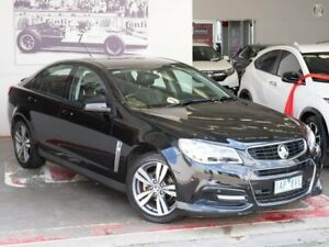 2013 Holden Commodore VF MY14 SV6 Black 6 Speed Sports Automatic Sedan Doncaster Manningham Area Preview