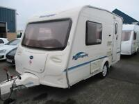 Bailey Ranger 380 2 berth tourer