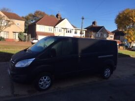 Immaculate Ford Transit Custom for Sale