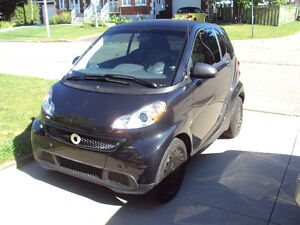 2013 Smart Fortwo pure,echange possible