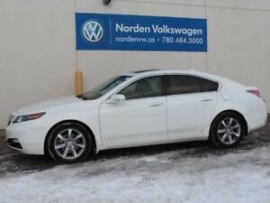 2013 Acura TL TL FWD - HEATED LEATHER / SUNROOF / ALLOY WHEELS