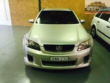 2007 Holden Commodore VE SV6 Silver 5 Speed Automatic Sedan South Penrith Penrith Area Preview