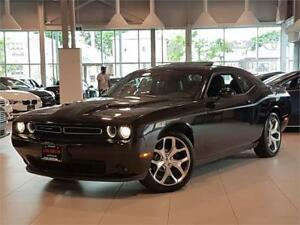 2016 Dodge Challenger SXT PLUS-LEATHER-SUNROOF-CAMERA-ONLY 38KM