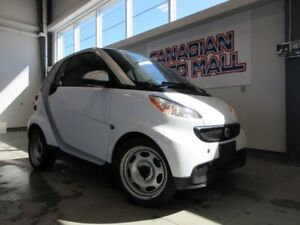 2015 Smart Fortwo PURE, AUTO, A/C, HTD. SEATS, 5K!