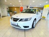2009 SAAB 1.8T TUBO EDITION 4DR AUTO SALOON- LOW MILES- LEATHER- 1 FORMER OWNER