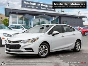 2017 CHEVROLET CRUZE LT AUTO |PHONE|CAMERA|WARRANTY|NOACCIDENT
