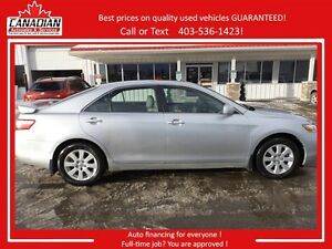 2007 Toyota Camry XLE top of the line LOADED push start