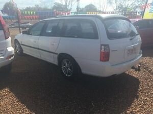2005 Holden Commodore VZ Executive White 4 Speed Automatic Wagon Hidden Valley Darwin City Preview