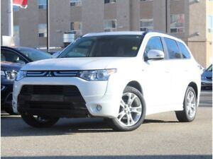 2014 Mitsubishi Outlander GT Limited Edition V6 S-AWC