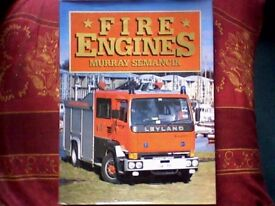 FIRE ENGINES by MURRAY SEMANCIK - 1993 EDITION