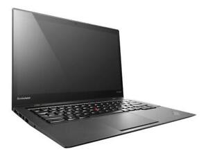 Lenovo ThinkPad X1 Carbon - 14 - Core i5 4300U - 8 GB RAM - 256 GB SSD