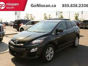 2012 Mazda CX-7 LEATHER, SUNROOF, HEATED SEATS