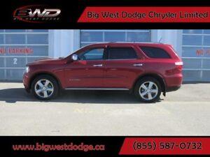2013 Dodge Durango Citadel 5.7L Hemi Full Load DVD Tow Pkg