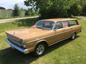 1965 Ford Country Sedan wagon