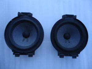 03 04 05 06 silverado yukon denali tahoe bose front door for 04 chevy silverado door speakers