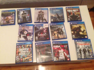 Top jeux playstation 4 / Good PS4 games