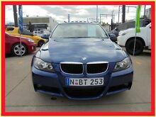 2005 BMW 320i E90 Blue 6 Speed Automatic Sedan Holroyd Parramatta Area Preview