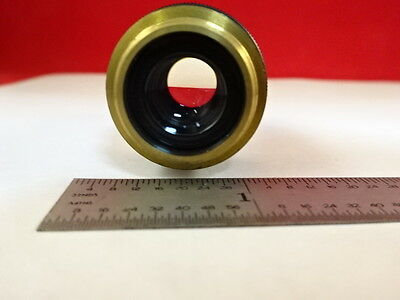 Microscope Part Zeiss Polarizer Objective 25x Pol Infinity Optics As Is X6-b-09