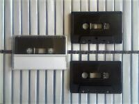JL VERY RARE NEW CHROME TYPE 2 C26 BLANK CASSETTE TAPES