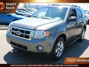 2012 Ford Escape XLT, 202A, 2.5L, 4WD, SYNC, AIR CONDITIONING, P