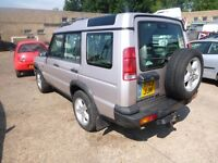 LANDROVER DISCOVERY - Y143JJN - DIRECT FROM INS CO
