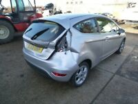 FORD FIESTA - EJ12UVP - DIRECT FROM INS CO