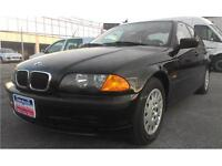 2001 BMW 320i  Standard, LEATHER, only 152k!!