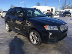 2011 BMW X3 35i Sports M package