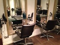 Chair for rent in Southside Salon (Clarkston Road)
