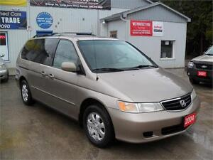 2004 Honda Odyssey EX NO RUST NO ACCIDENTS MUST SEE