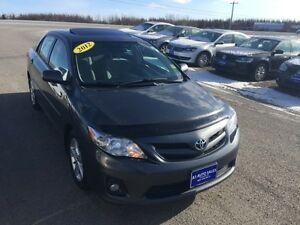 SOLD 2012 Toyota Corolla LE MUST SEE BEAUTIFUL CAR FULLY LOADED