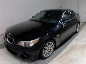 2006 BMW 550 AUTOMATIC 128KM LEATHER SUNROOF M-PACKAGE
