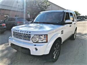 2013 Land Rover LR4 LUX, 7 SEATER, NAV, BACK UP CAMERA