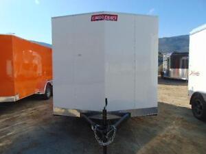 2016 Mirage CargoCraft 7X14 w. X Hgt and Barn Doors