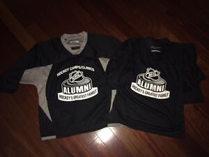 BRAND NEW NHL Alumni Camp Youth Size Hockey Jerseys!