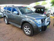 2007 Nissan Pathfinder R51 MY07 ST-L Grey 5 Speed Sports Automatic Wagon Minchinbury Blacktown Area Preview