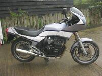 YAMAHA XJ 600 PRE DIVERSION MOTORCYCLE-1991 MODEL-MOTed TIL MAY 2017