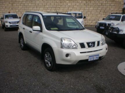 2009 Nissan X-Trail T31 ST (4x4) White 6 Speed CVT Auto Sequential Wagon Beaconsfield Fremantle Area Preview