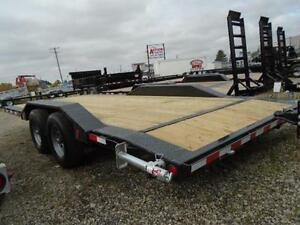 PJ BUGGY HAULER - 5 TON 7 X 20' BED -YOUR LOWEST CANADIAN PRICE London Ontario image 4