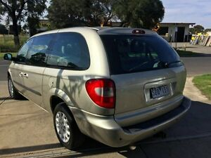 2004 Chrysler Grand Voyager RG SE 4 Speed Automatic Wagon Brooklyn Brimbank Area Preview