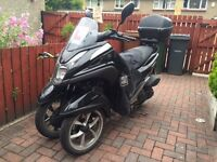 Yamaha Tricity 125 (2015) - rare opportunity to buy brilliant bike!!