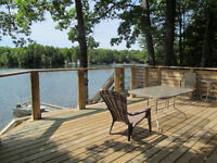 Waterfront Cottage * Oak Lake *